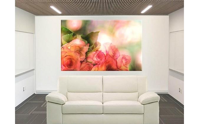 Ramo De Rosas Flor Romántico Romance -